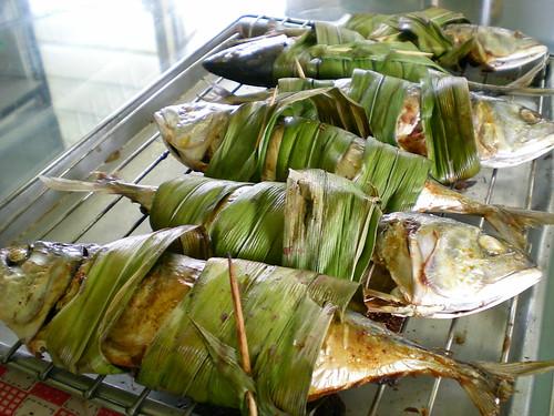 STP's baked pandan fish 2