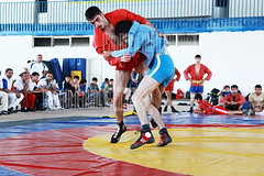 Sambo Competition in Armenia