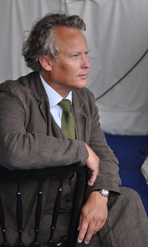 Klas Östergren i Edinburgh 2009