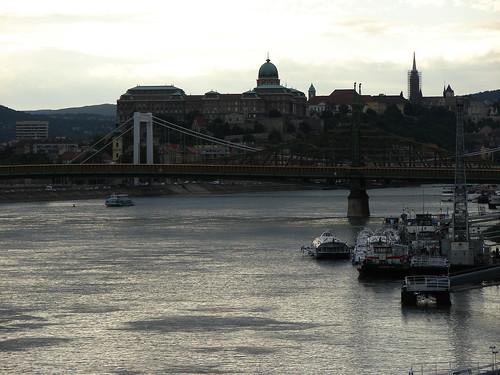 Llegamos al Danubio