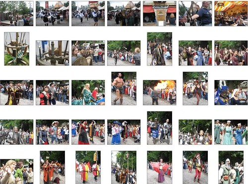 Kaltenberger Ritterspiele Bilder Fotos 2007