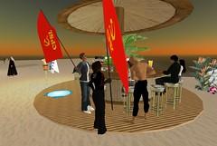 Communists at Japan Resort