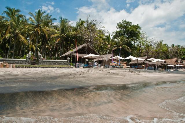 Beach near Candidasa