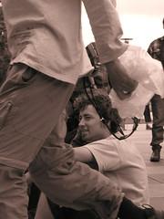 Jarrod McKenna on International Peace Pilgrimage 2004