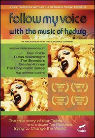Follow My Voice: With the Music of Hedwig