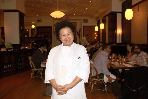 Chef Saipin Chutima