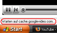 Loading from Google Video