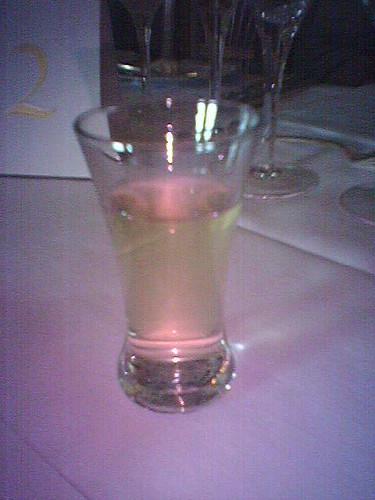 Tomato Water Shot