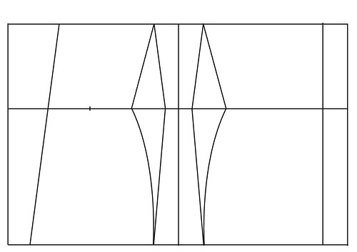Underbust corset pattern - 14