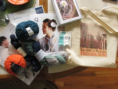 Knitters Review Goody Bag