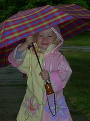 Rainy Day Girl...