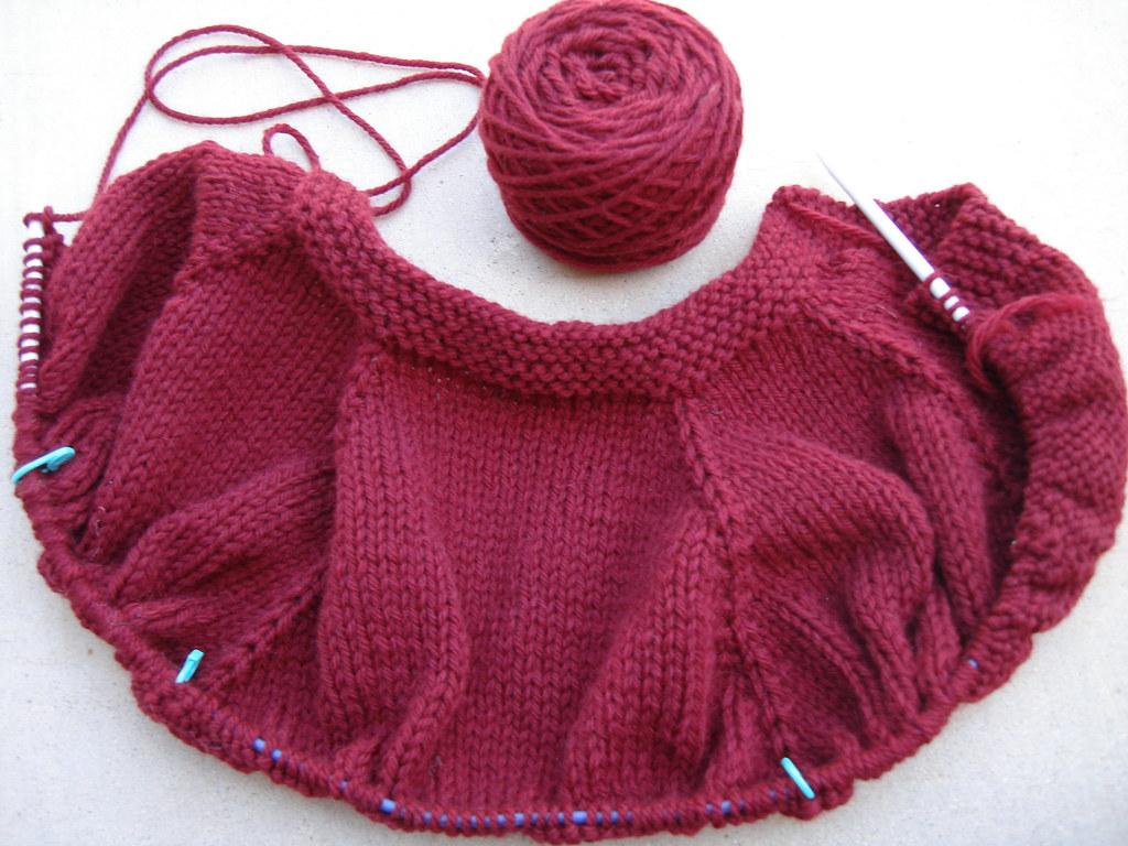 Modified Mini-Sweater