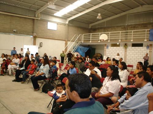 Nuestra congregación al 2007