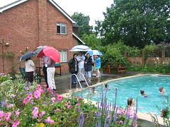 Summer Poolside Barbecue