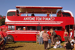 Pimms anyone
