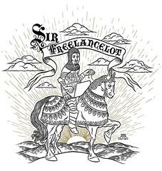Sir Freelancelot Artwork