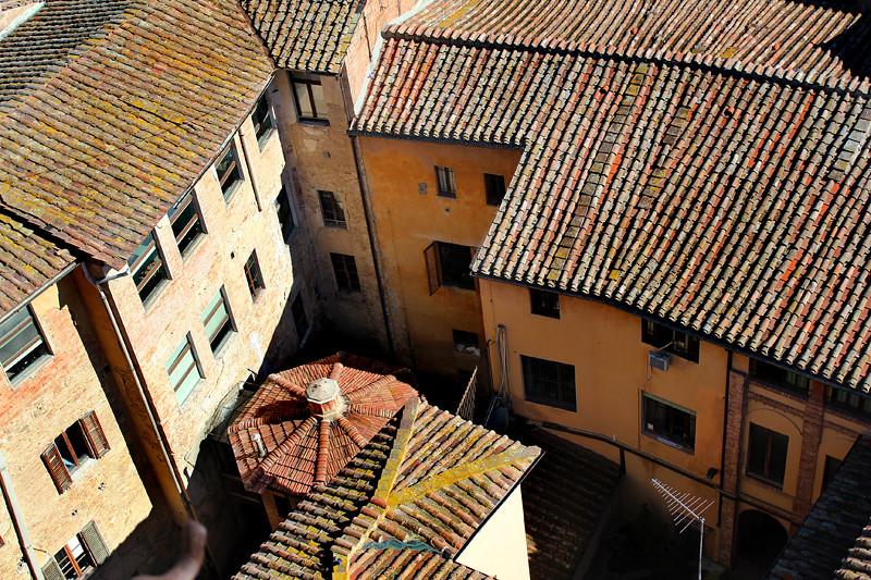 A corner of Siena