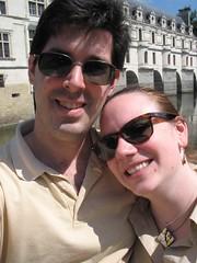 April & Adam D from the honeymoon