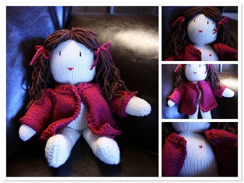 Savannah's Doll
