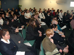 Wellington ratification vote meeting
