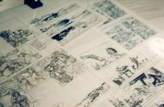 imamgini dal museo di Angouleme - photo Goria