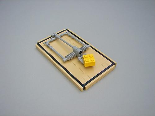 LEGO Mousetrap