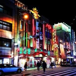 さぁ、夜の街へ出かけよう!