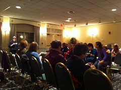 Knitter's Review Retreat #1
