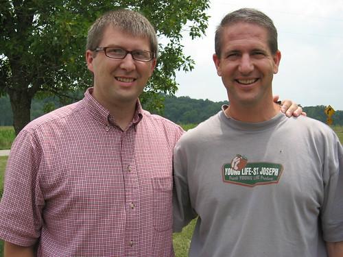 Craig and John