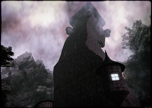 The Art Door's Tower of Fears