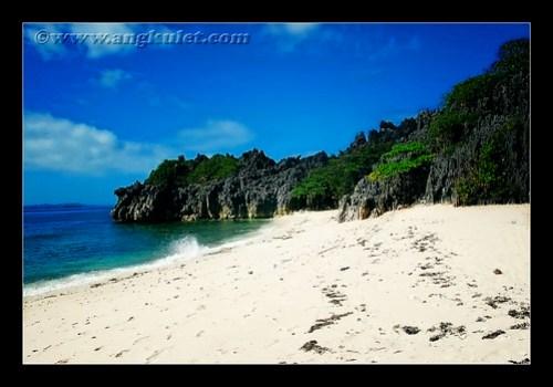 Lahos Island, Caramoan, Camarines Sur
