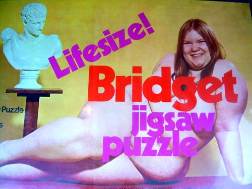 Lifesize! Bridget Jigsaw Puzzle