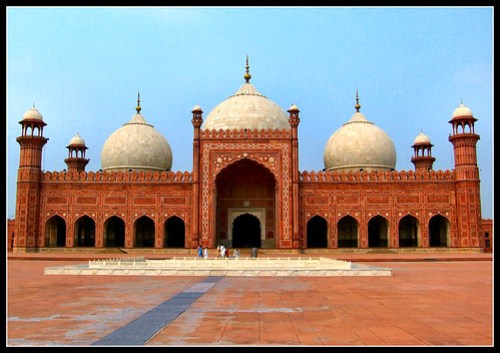Pakistan: Badshahi Masjid