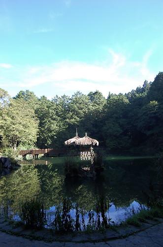 Alishan - Sister lakes