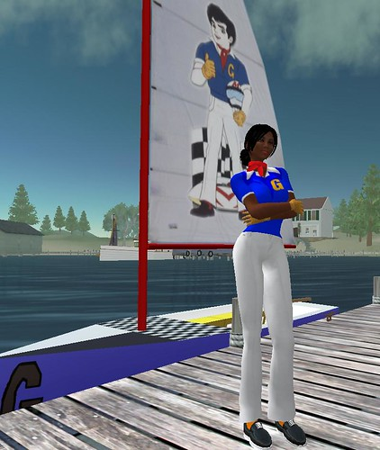 Speed Racer Uniform 1