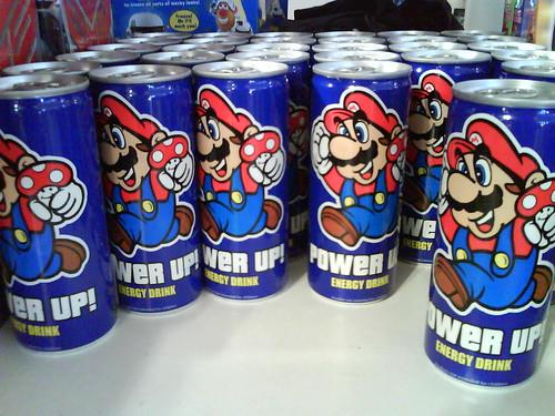Power Up Mario!