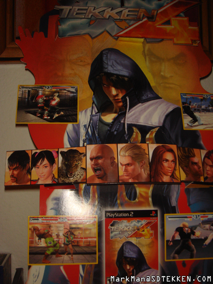 Markman S Entry Sdtekken Com Tekken News Resource