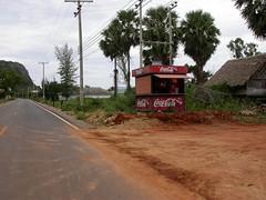 Coke Stand #1