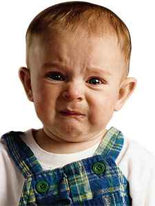 baby-crying by Miss Nupur.