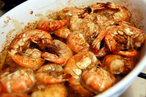 New Orleans Style Barbecued Prawns