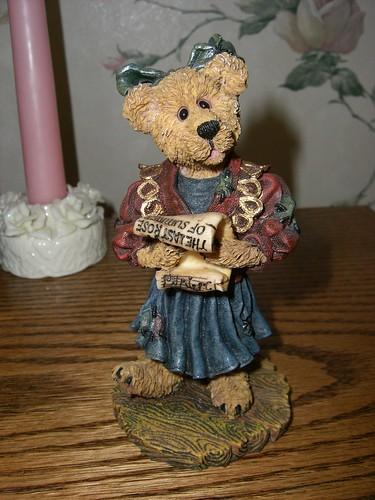 Boyd's Bear singer