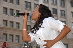 Chrisette Michele @ J&R's Summerfest '07