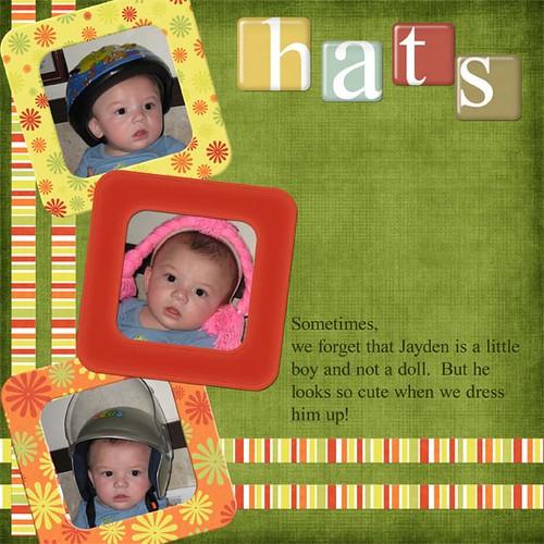 Hats Layout
