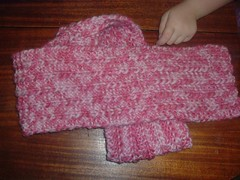 Another One Row Scarf