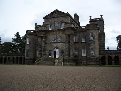 Seaton Delaval Hall