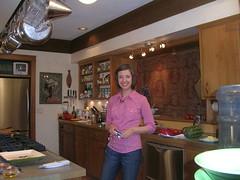 On the set - Jaynis Kitchen