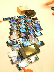 iPhone party