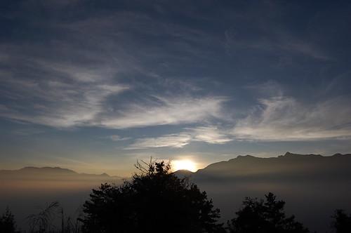 Zhushan Sunrise - Alishan