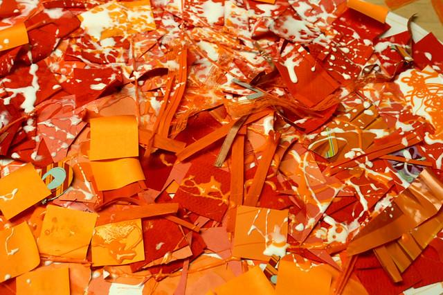 pumpkins at preschool - 3