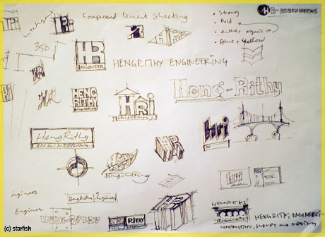 HR Sketch